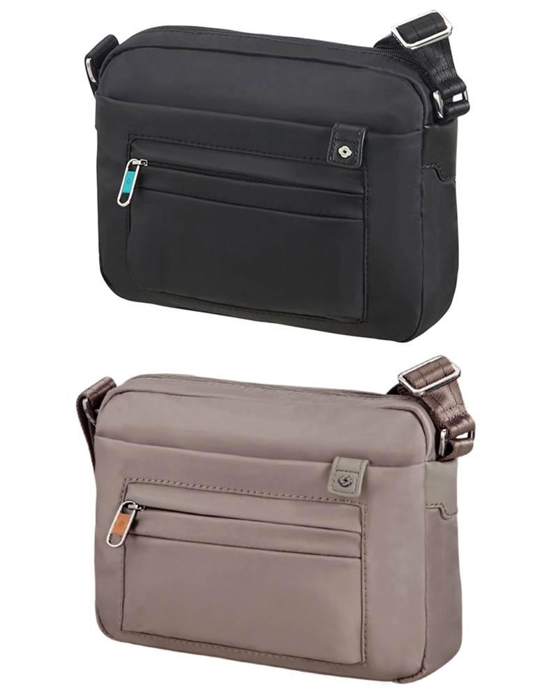 9274725708 Samsonite Move 2.0 Secure - RFID Horizontal Shoulder Bag Small by ...