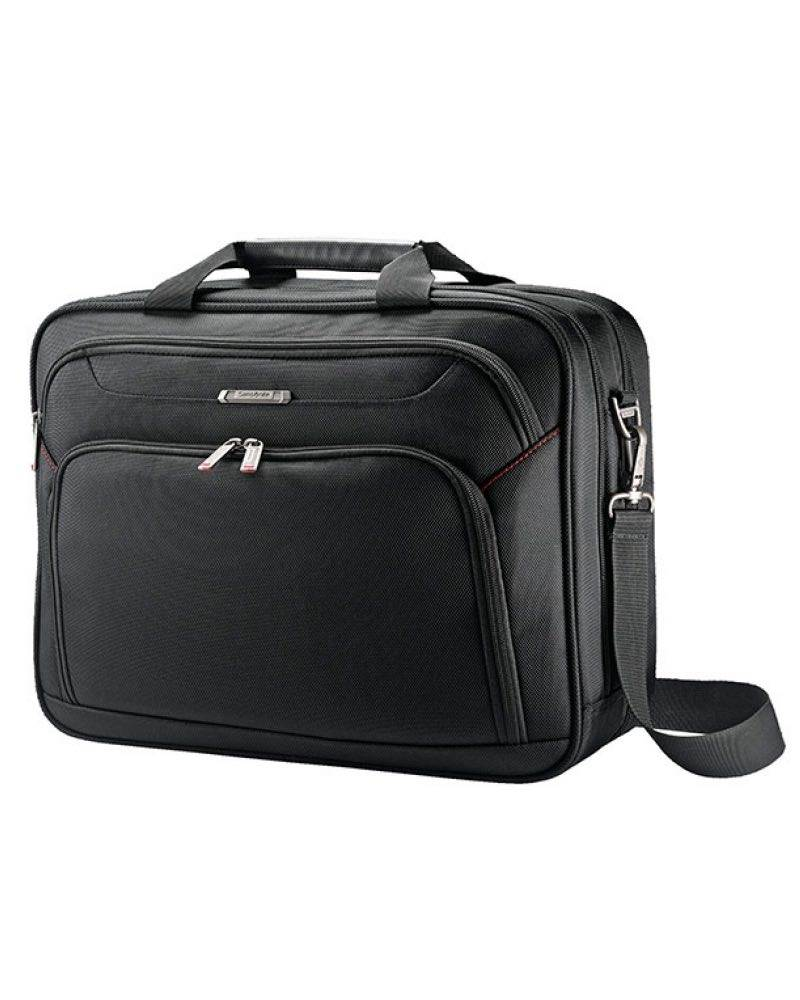 f7b0d62b8 Samsonite Xenon 3.0 Two Gusset 15.6 inch Laptop Briefcase - Black by ...