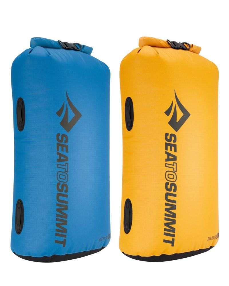 Sea to Summit Big River Dry Bag - 65L by Sea to Summit Travel   Outdoor  Gear (Big-River-Dry-Bag-65L ) fa2f29be1