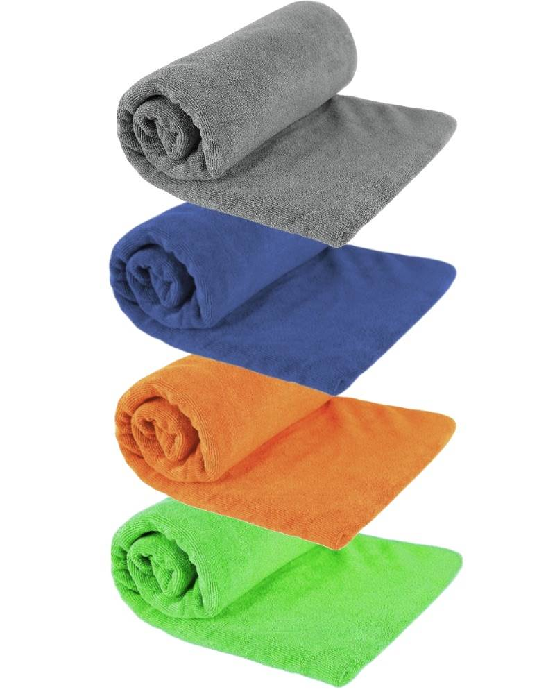Sea to Summit Super Absorbent Fast Drying Microfibre Tek Towel in COBALT BLUE XS