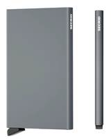 f0a18952a55e Secrid RFID Cardprotector Compact Card Wallet - Aluminium by Secrid ...
