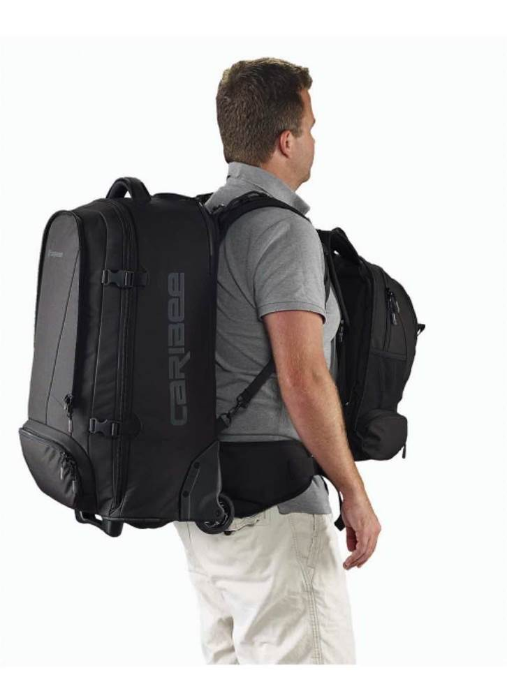 9a09baf2f96c Sky Master 70 - showing Zip Off Detachable Day Pack. Sky Master 70 Wheeled  Trolley Backpack ...