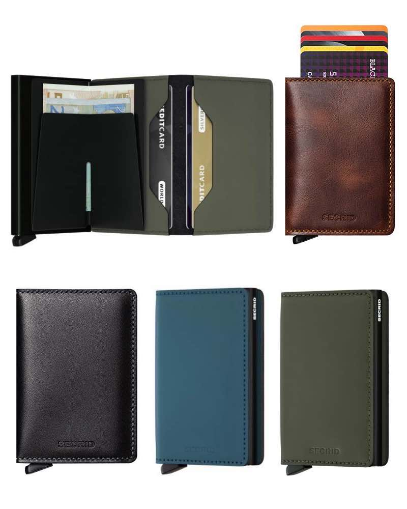 secrid wallet nz
