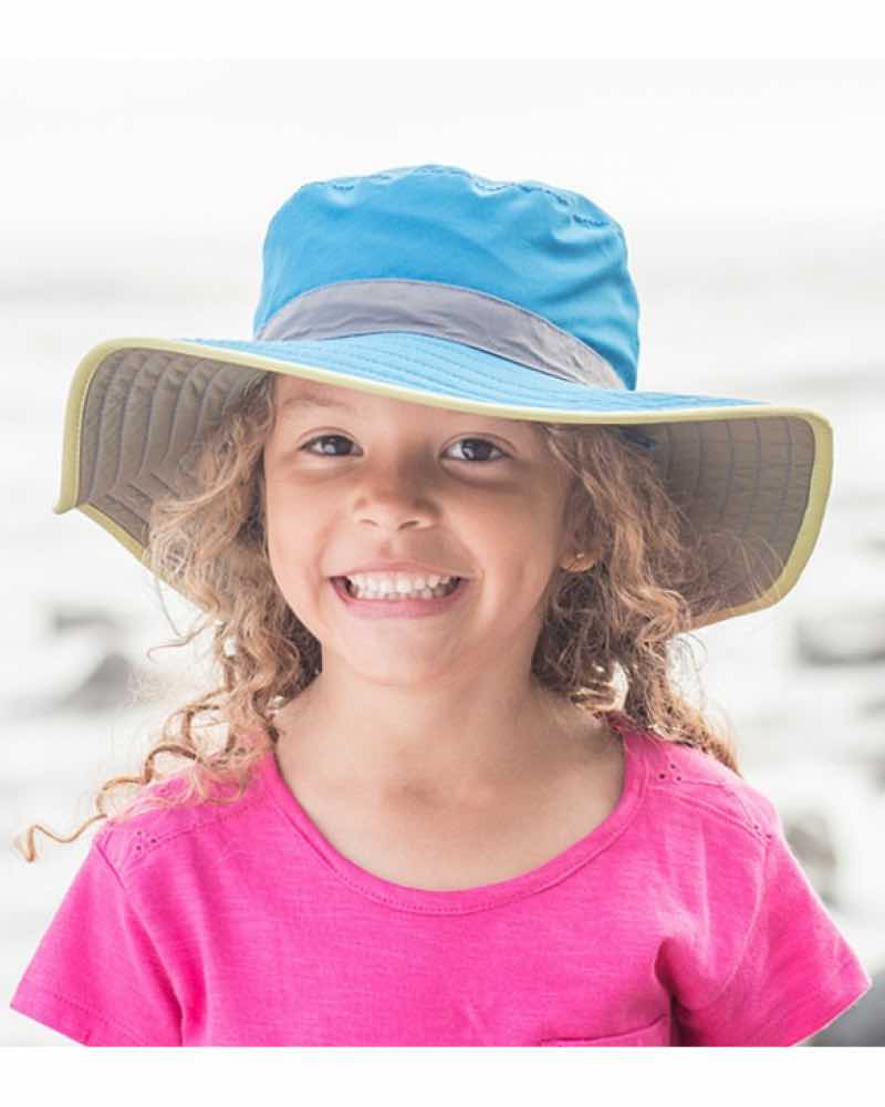 a300fa67c Sunday Afternoon Kids Clear Creek Reversible Boonie Hat - Available in 2  sizes