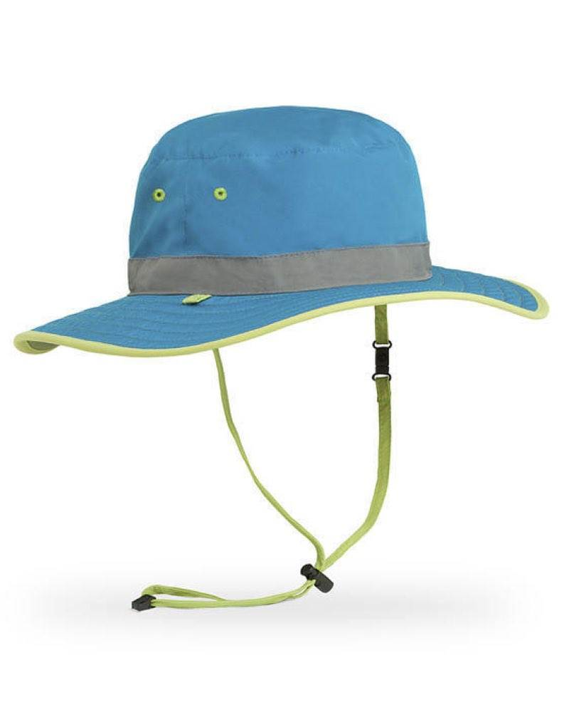 28a345d9285c2 Sunday Afternoon Kids Clear Creek Boonie Hat - Deep Blue - Available ...