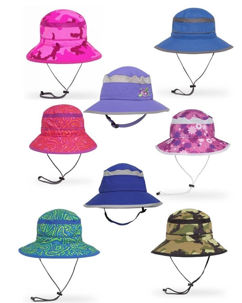 735ff62a0bd ... Sunday Afternoon Kids Fun Bucket Hat - Available in 3 Sizes - Kids-Fun-  ...