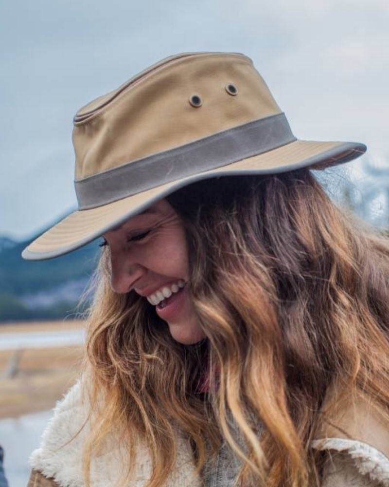 Sunday Afternoons Ponderosa Hat One Size Antler Sun Hat Adjustable Sizing