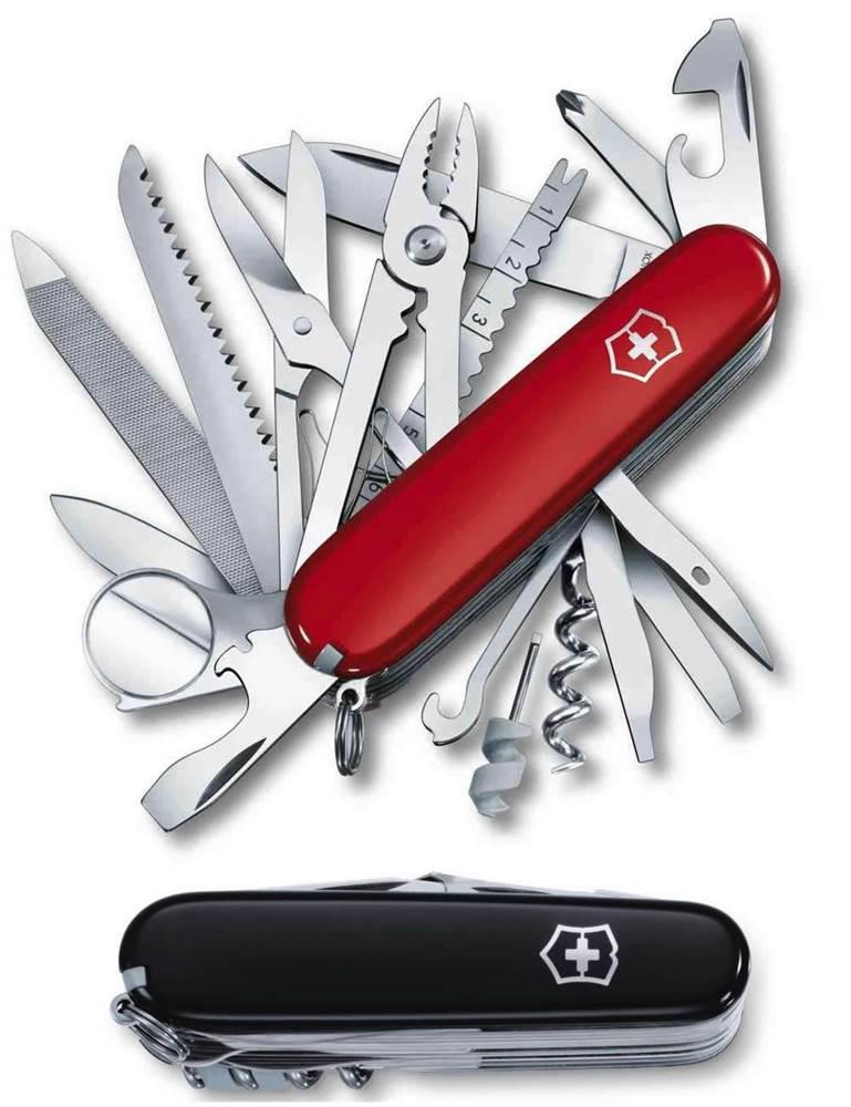 Swiss Champ Swiss Army Knife Victorinox By Victorinox