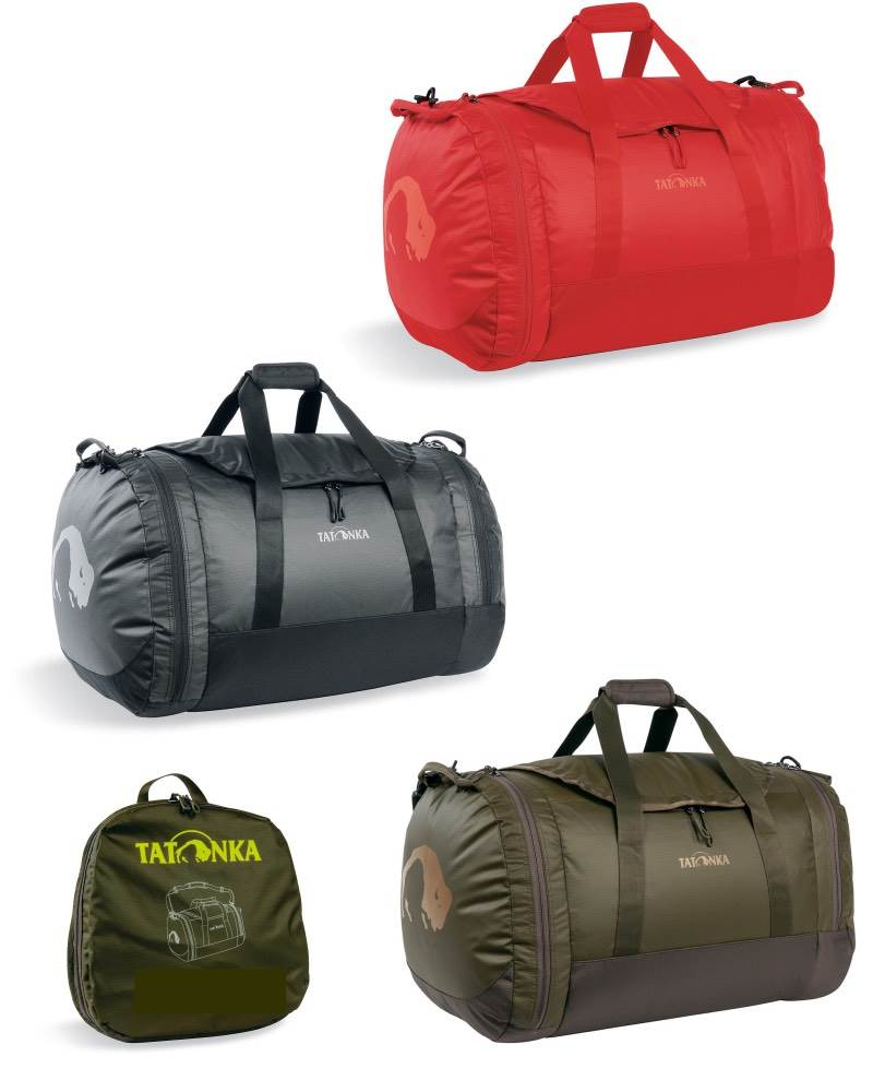 Tatonka Folding Travel Duffle Bag - Large
