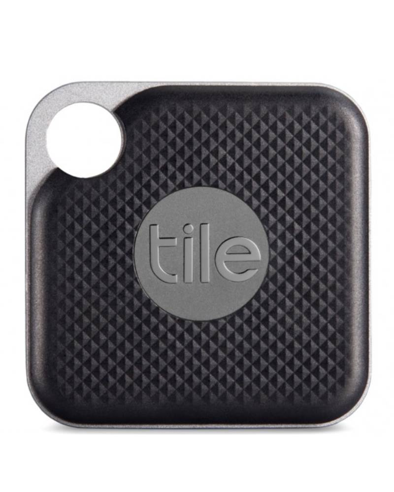 Tile Urb Pro Black Bluetooth Tracker With Replaceable
