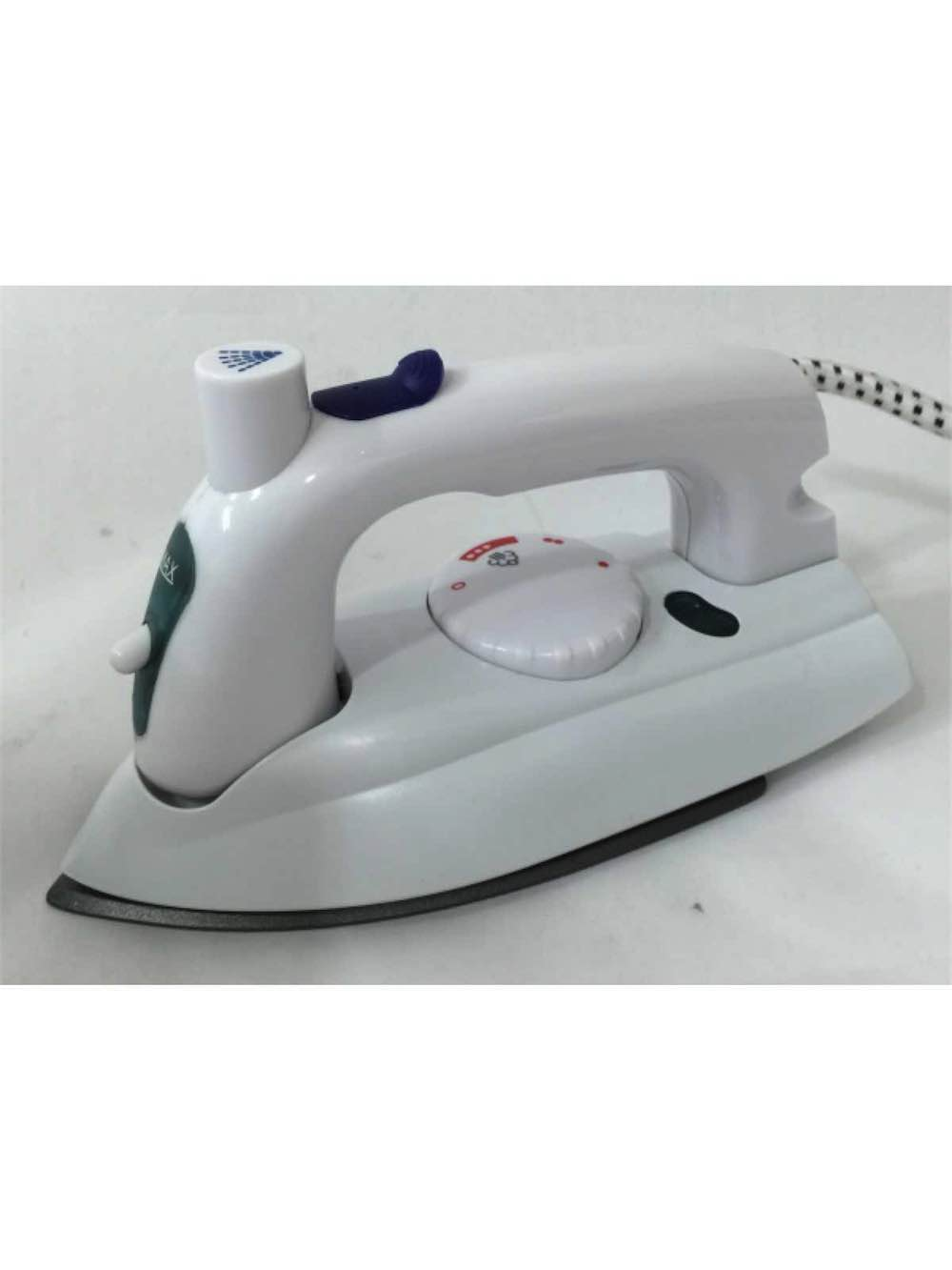 Korjo Travel Iron Steam And Dry Dual Voltage By Korjo
