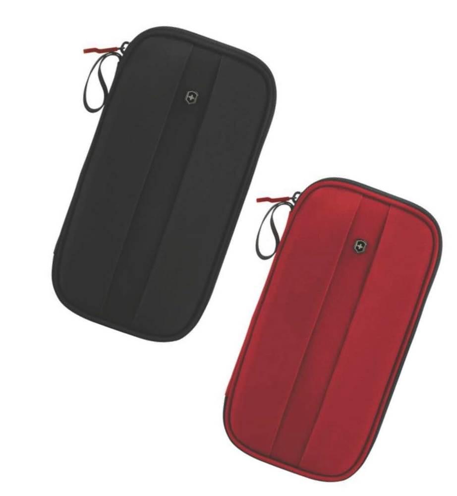 0abda3541ae Travel Organizer with RFID Protection   Victorinox · Room for plenty of  passports ...