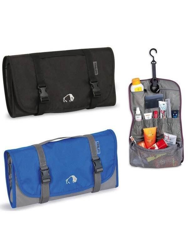 Tatonka Large Travelkit : Foldable and Hanging Toiletries Bag by Tatonka (TAT2805)