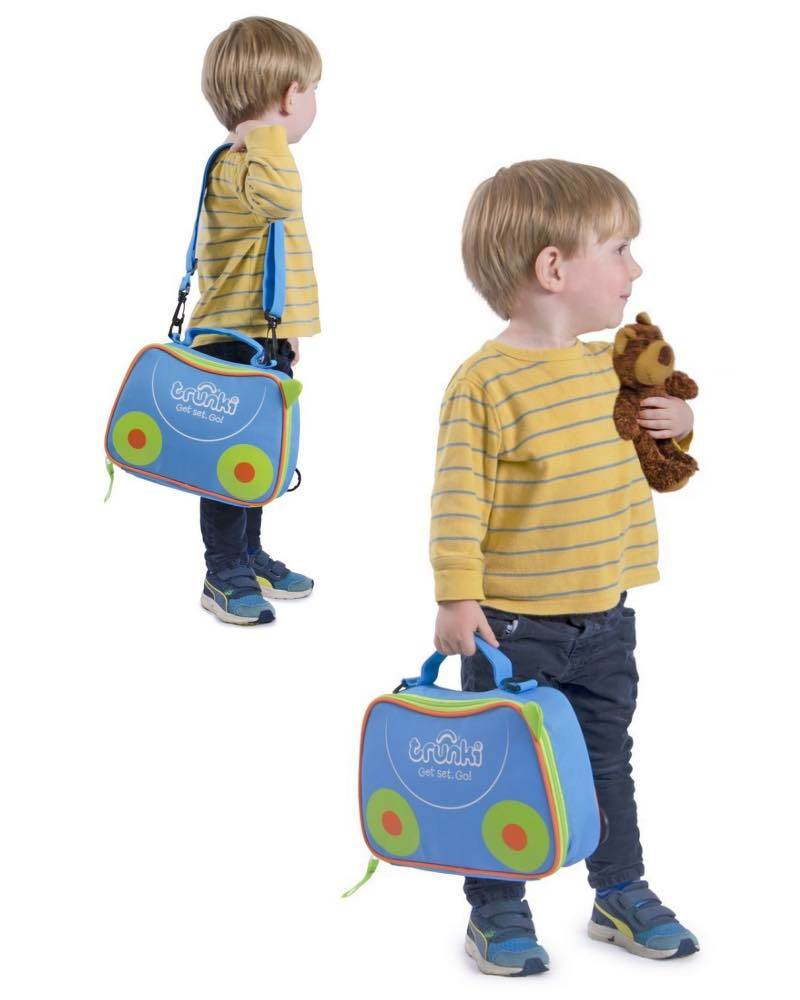 Trunki   2 in 1 Kids Lunch Bag Backpack - Available in 5 Designs by ... 007fcadd60