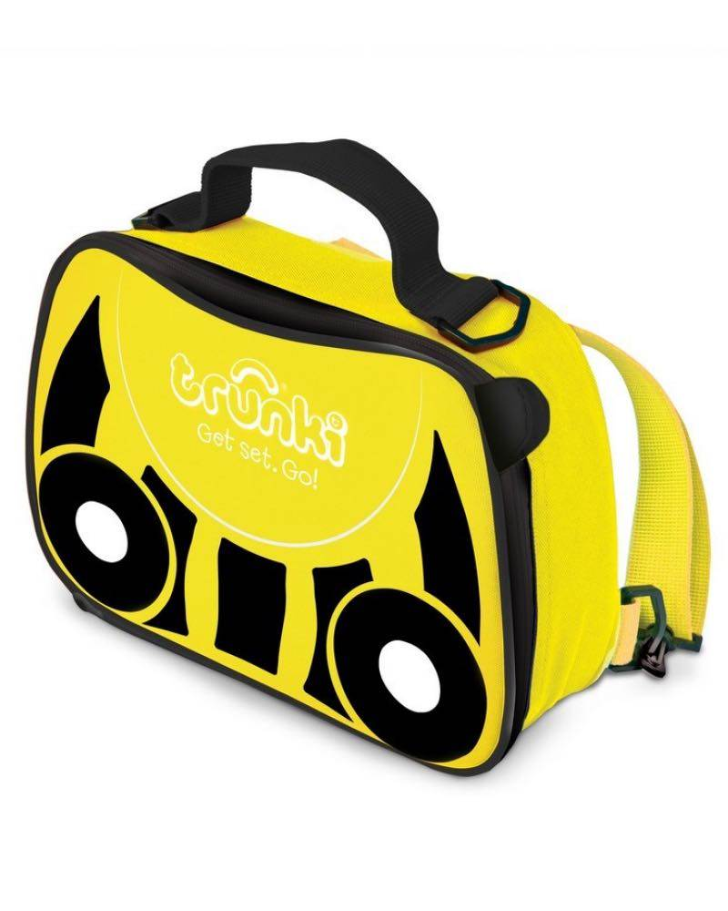 ... Available in 5 Designs · Trunki   2 in 1 Kids Lunch Bag Backpack -  Yellow - TR0292-GB01 ... ec5dcb13ae