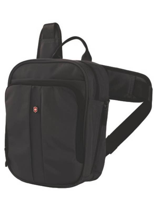 Vertical Deluxe Travel Companion Bag Black Victorinox