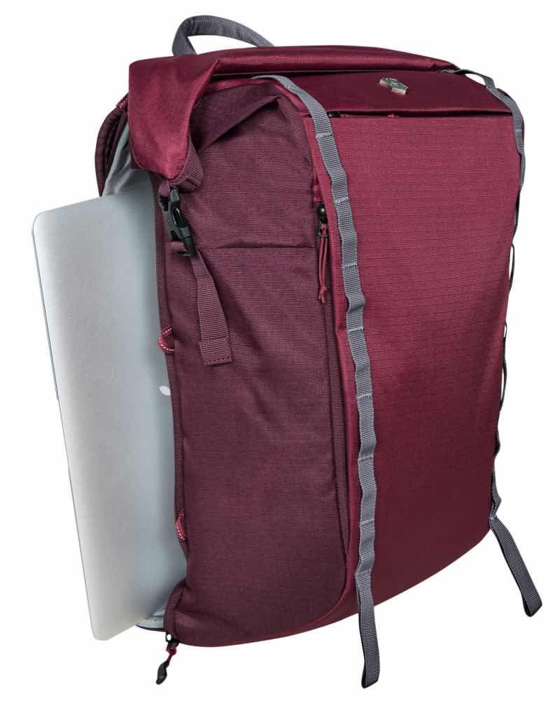 06792feb6 ... Victorinox Altmont 3.0 Active - Rolltop Laptop Backpack - Burgundy -  602136 ...