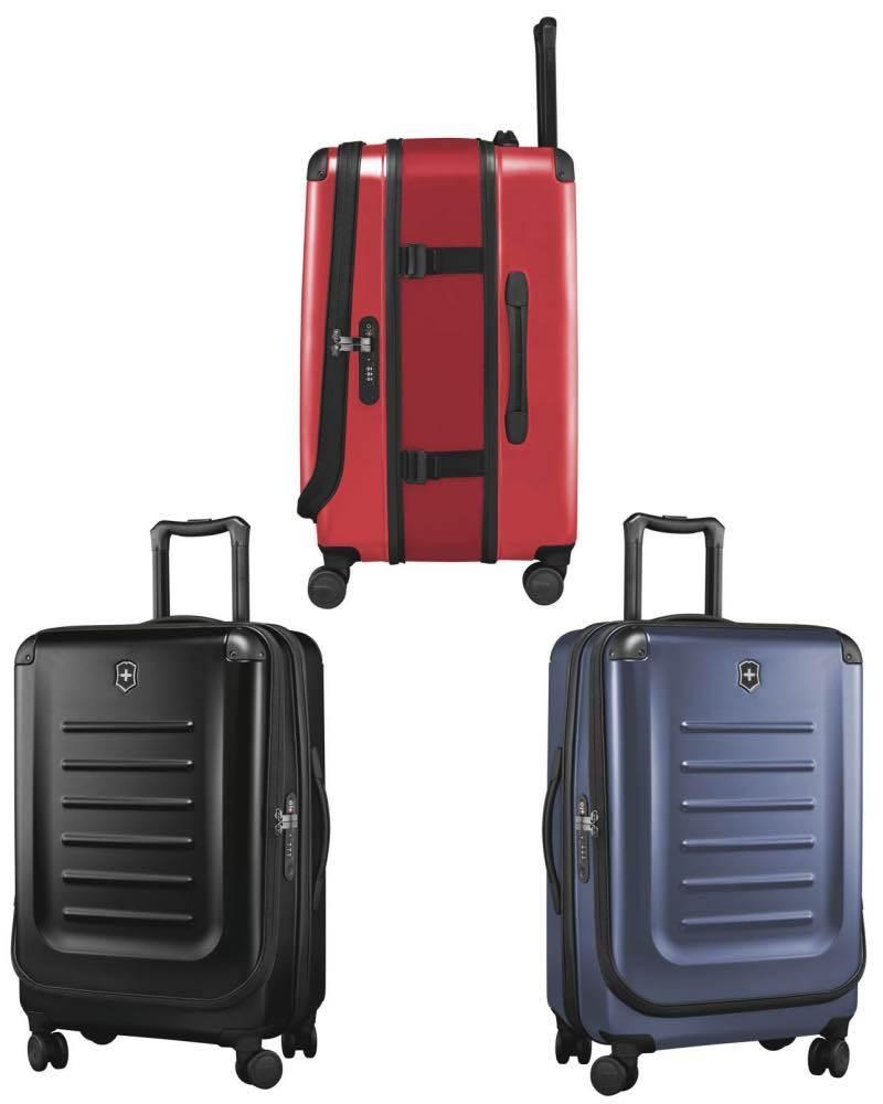 victorinox spectra expandable 2 0 69cm 8 wheel medium luggage by victorinox travel gear