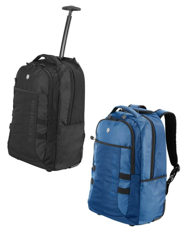 Victorinox VX Sport 2-in-1 Wheeled Cadet Backpack by Victorinox ...