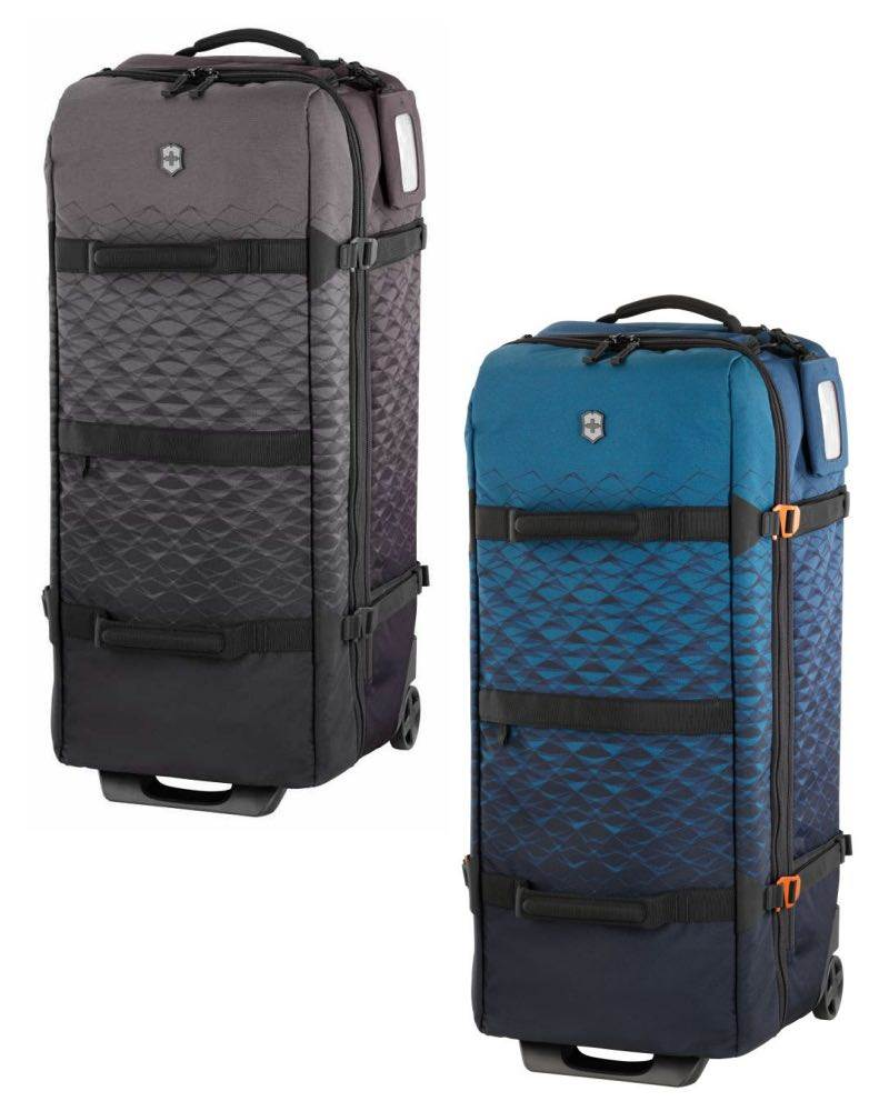 Victorinox VX Touring - Wheeled Expandable Extra-Large XL Duffle by ... a0dfb36021bbb