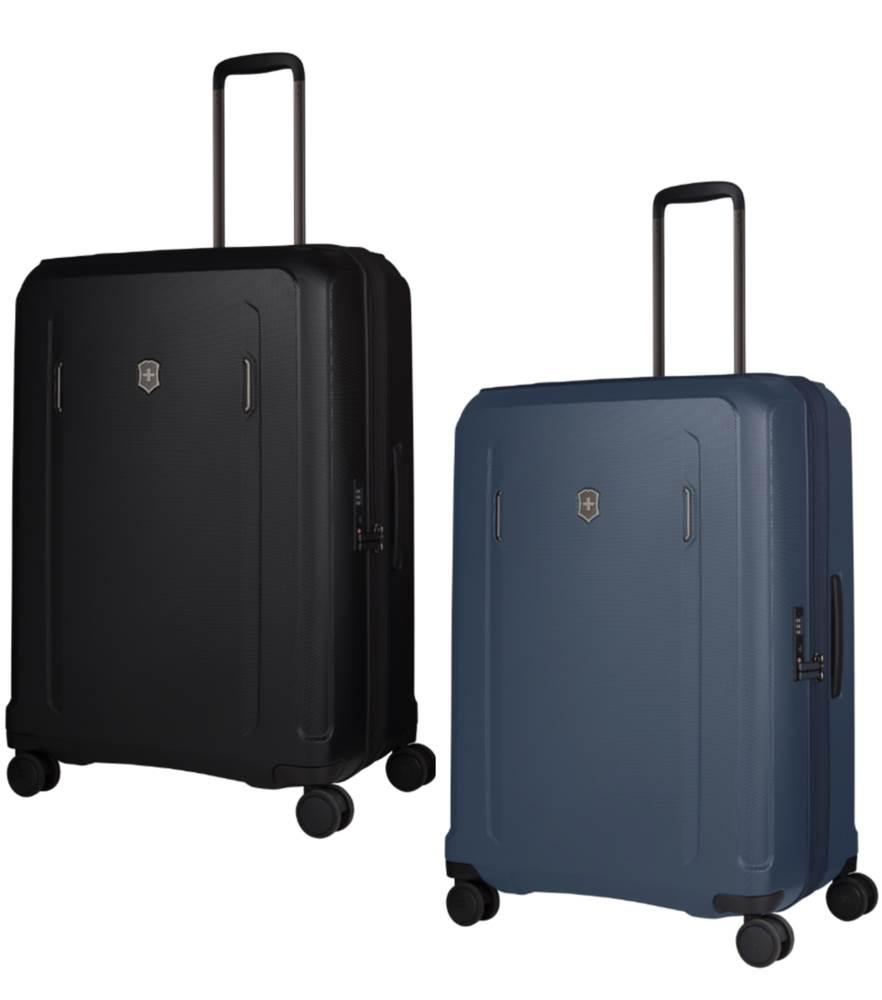8b0b76f82a9c Victorinox Werks Traveller 6.0 - 74 cm Large Dual-Caster Expandable  Hardside Suitcase